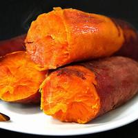 界梁山 沙地糖心红薯地瓜 10斤/箱