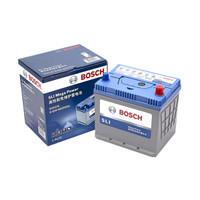 博世(BOSCH)汽车电瓶蓄电池免维护55D23L 12V 斯巴鲁力狮  以旧换新 上门安装