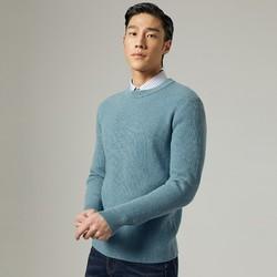 JOEONE qdjan 男士纯色羊毛衫