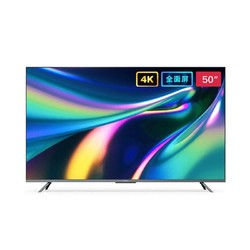 Redmi 红米 L50M5-RK 4K 液晶电视 50英寸