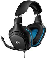 Logitech G432 7.1环绕 专业游戏耳机