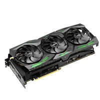 ROG 玩家国度 猛禽 STRIX-GeForce RTX 2080 TI-O11G-GAMING 显卡 11GB