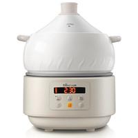 小熊(Bear)电炖锅 汽锅煲汤电蒸锅家用多功能养生煲无需加水 DQG-A30C1