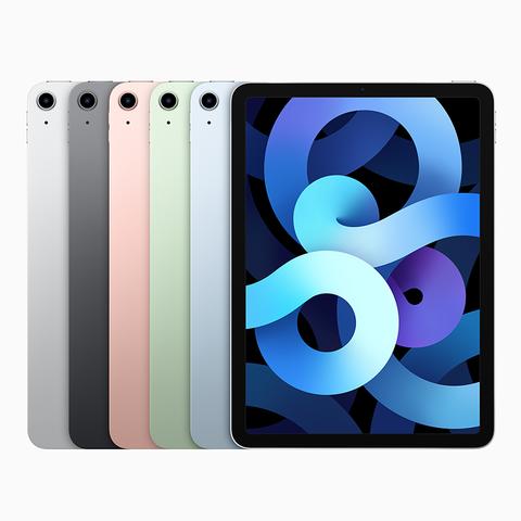 聚划算百亿补贴:Apple 苹果 iPad Air 4 10.9英寸 平板电脑 64GB WLAN