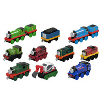 Thomas & Friends 托马斯和朋友 轨道大师系列 GHW14 十辆装经典小火车礼盒+GCK95 四辆装 +凑单品