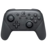 Nintendo Switch 任天堂专业手柄无线蓝牙手柄 Pro手柄switch游戏手柄 国行质保