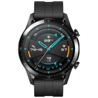 HUAWEI 华为 WATCH GT2 智能手表 运动款 46mm