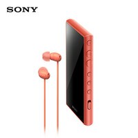 双11预售 : SONY 索尼 NW-A105HN Hi-Res 音乐播放器 16GB