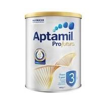 Aptamil 爱他美 白金版 幼儿配方奶粉 3段 900g 新西兰版