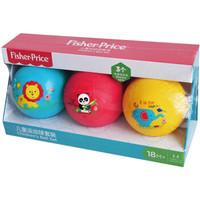 Fisher-Price 费雪 儿童运动球套装三合一