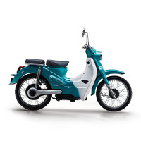 宗申森蓝 B1-2舒适版 男女款新能源复古电动摩托车