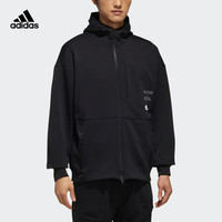 adidas 阿迪达斯 M ID SWEAT HD ED1948 男装训练运动夹克外套