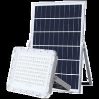 千简 太阳能庭院灯 80W 反光折射款
