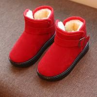 shunbu 舜步 儿童雪地靴