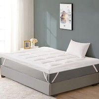CELEN 防滑抑菌透气 舒适睡眠床垫子保护垫 轻便折叠床垫子 150*200*6cm升级款