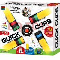 港布 儿童益智竞技玩具 彩色叠叠杯