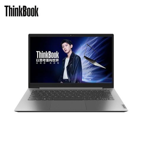 百亿补贴:Lenovo 联想 ThinkBook 14锐龙版 14英寸笔记本电脑(R5-4600U、16GB、512GB SSD )
