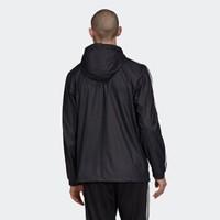 阿迪达斯官网 adidas 男装曼联足球运动夹克外套GD9007 黑色 A/S(175/92A)