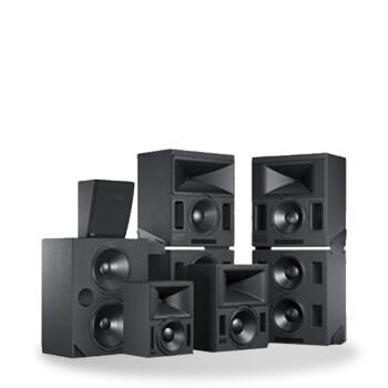 者尼(ZENE) Meyersound高端家庭影院定制 影音室空间 家庭影院音响组合 13.4.4杜比全景声+凑单品