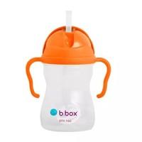限地区:b.box 儿童吸管杯 240ml 橙黄色 +凑单品