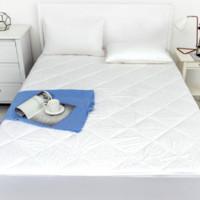 WOOLTARA  澳洲进口纯羊毛床垫 白色 1.8m