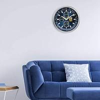 Citizen 西鐵城 Blue Angles藍色天使系列 家用掛鐘