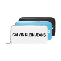 Calvin Klein 卡尔文·克莱 JEANS K60K605266 女士大拉链钱包