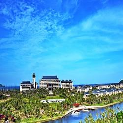 提前预约免升房!三亚海棠湾9号酒店  园景房1晚(含双早+晚餐+温泉)