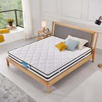 1日0点 : QuanU 全友 105116 椰丝热绒棉软硬双功能床垫