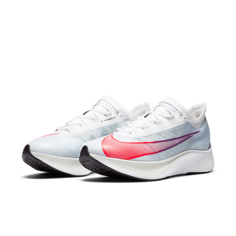 NIKE 耐克 ZOOM FLY 3 AT8240 男子跑步鞋