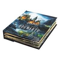 《Harry Potter: A Pop-Up Guide to Hogwarts 哈利·波特:霍格沃茨魔法学校 》原版立体书