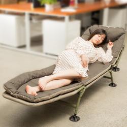 网易严选 灰色折叠午睡躺椅 (五档调节)