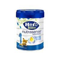 Hero Baby 白金版 婴幼儿配方牛奶粉 1段 0-6个月 800g *3件