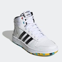 adidas 阿迪达斯  HOOPS MID 2.0 K 宝可梦联名系列 小童鞋篮球运动鞋