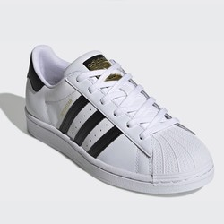 adidas 阿迪达斯 三叶草 SUPERSTAR W 女/男款经典运动鞋