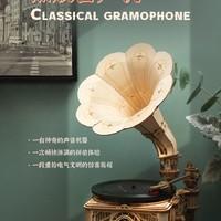 若客 X 中国唱片·黑胶留声机 模型