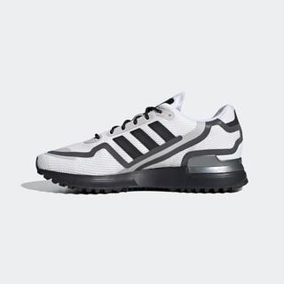 adidas Originals ZX 750 HD 中性休闲运动鞋 FX7471 黑白 42
