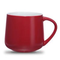 然也RAE 大容量陶瓷马克杯咖啡杯 400ml