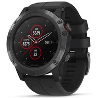 Garmin Fēnix 5X Plus Multisport 多功能GPS户外智能手表(英文版)