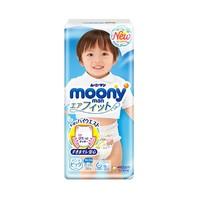 moony 尤妮佳 男宝宝拉拉裤 XL38片 *4件