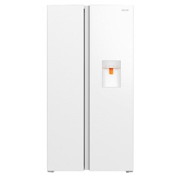 WAHIN 华凌 BCD-501WKPZH 501升 对开门冰箱