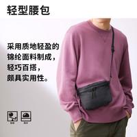 优衣库 男装 轻型腰包 428900 UNIQLO