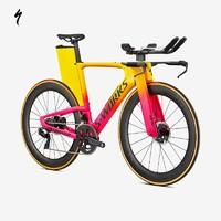 SPECIALIZED闪电S-WORKS SHIV DISC Di2 竞赛款铁三公路自行车