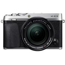 FUJIFILM 富士 X-E3 APS-C画幅 无反相机套机(18-55mm f/2.8-4)