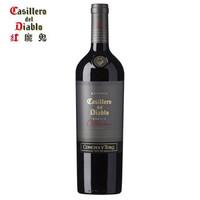 PLUS会员:Casillero del Diablo 红魔鬼 智利中央山谷 魔尊干红葡萄酒 750ml 单支装