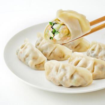 正大(CP) 青稞魔芋蒸饺 690g 30粒装 饺子 煎饺 火锅食材 早餐方便菜 *3件