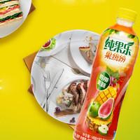 果缤纷 热带美味复合浓缩果汁 500ml*15瓶 *2件