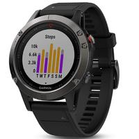 GARMIN 佳明 fenix 5 户外GPS心率表 英文版