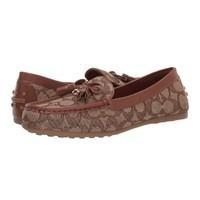 COACH 蔻驰 Gia 豆豆鞋