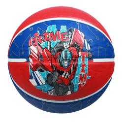 变形金刚5号儿童篮球室内室外水泥地耐磨橡胶篮球WB204C5